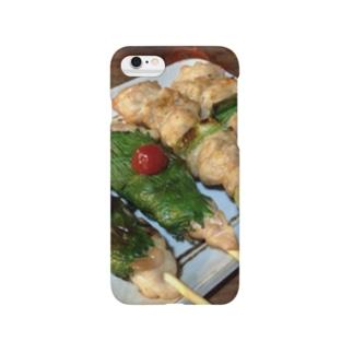 やきとり Smartphone cases