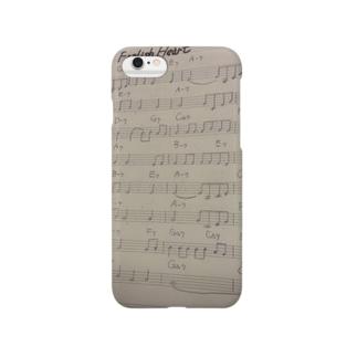 譜面 Smartphone cases