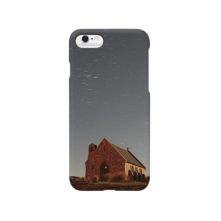 テカポの星空 Smartphone cases