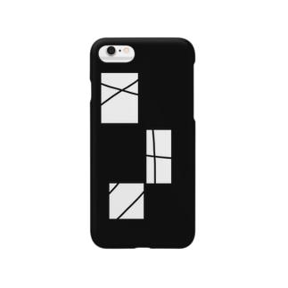 シンプルライン Smartphone cases