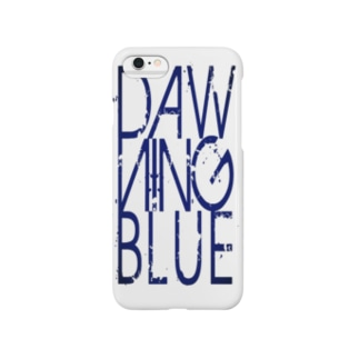 DAWNING BLUEのロゴ  Smartphone cases