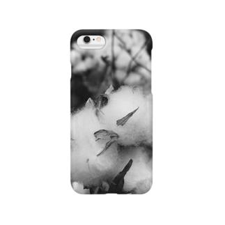 フラワー No.3 Smartphone cases