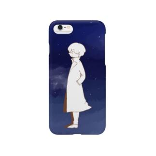 星空と君と Smartphone cases