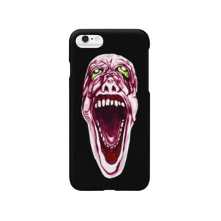 叫び Smartphone cases