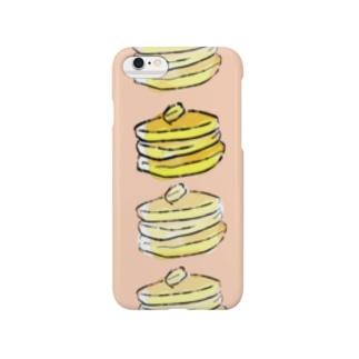 ホットケーキ サコッシュ Smartphone cases