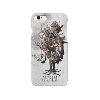 『ウワノソラ』 Smartphone cases