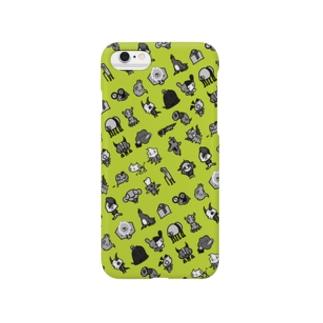 グチもん Smartphone cases