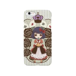 白雪姫 Smartphone cases