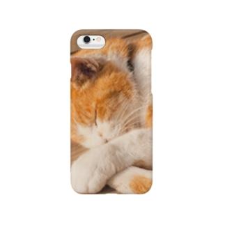 鎌倉の猫 Smartphone cases