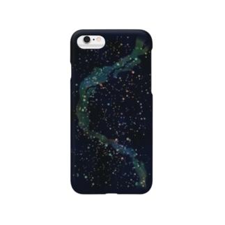 星座図 Smartphone cases