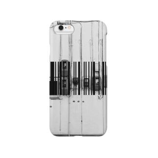 配線 No.3 Smartphone cases