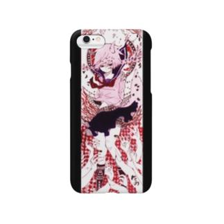 双子(姉) Smartphone cases