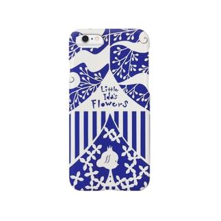 イーダちゃんの小さな花 Smartphone cases