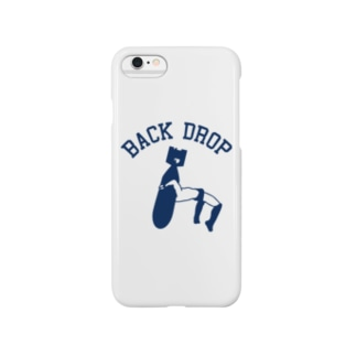 Back drop Smartphone cases