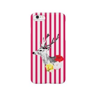 シカ【NAYO-SMP-BAMBI02】 Smartphone cases