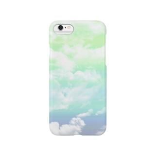空【NAYO-SMP-SKY-01-02】 Smartphone cases