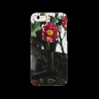 ムラサキのつばき Smartphone cases