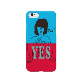 YES/NO Smartphone Case