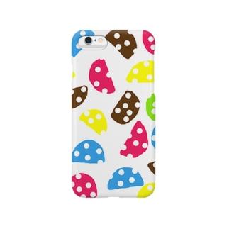 半円 Smartphone cases