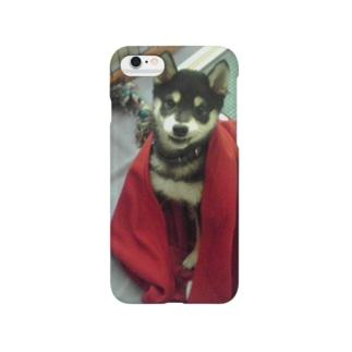 黒柴咲桜~ちびさくら3~ Smartphone cases