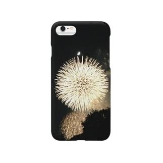 月夜の華美 Smartphone cases