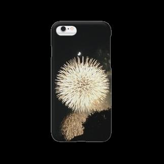 【表源者:ホリイサトシ】の月夜の華美 Smartphone cases