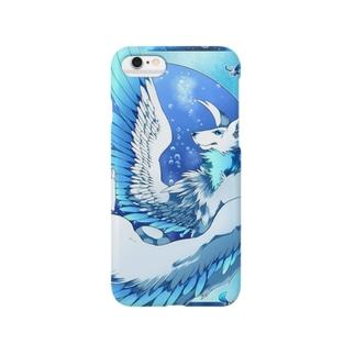 蒼い虹 Smartphone cases