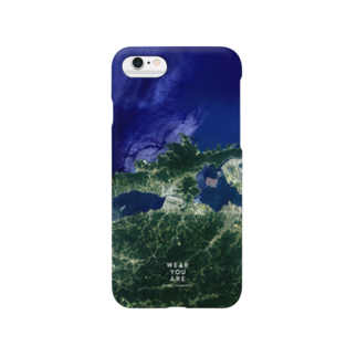 WEAR YOU AREの島根県 松江市 スマートフォンケース Smartphone cases
