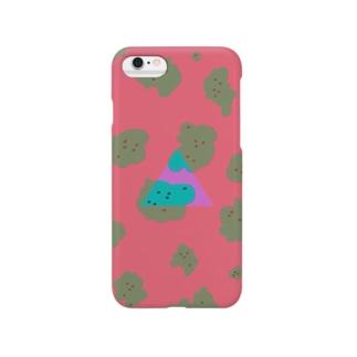 スイカ感 Smartphone cases