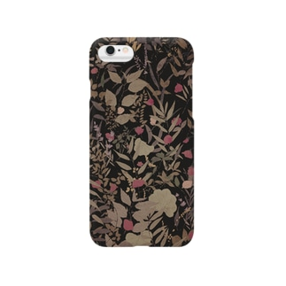 Black Herbal case Smartphone cases