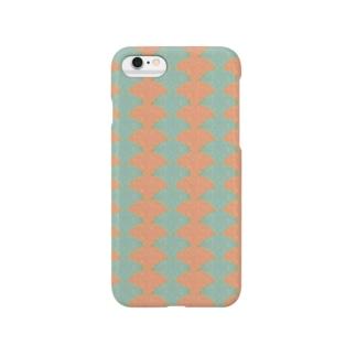 青海波-Seikaiha- Smartphone cases