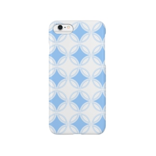 七宝-Shippou- 空色 Smartphone cases