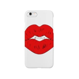 kiss u Smartphone cases