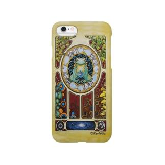 繰り還る生命循環(iPhone6用) Smartphone cases