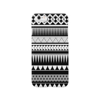 民族トライバル Smartphone cases
