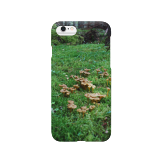 Mamezo5のノルウェーの森 Smartphone cases