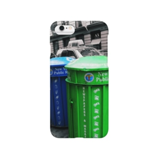 ゴミ箱 Smartphone cases