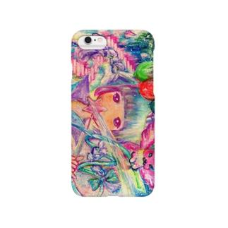 夢うさぎ Smartphone cases