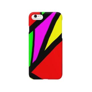 色のパレード Smartphone cases