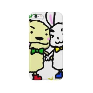 落雁と羊羹 Smartphone cases