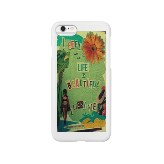life is beautiful♥ Smartphone cases