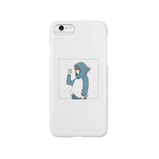 手鰭 Smartphone cases