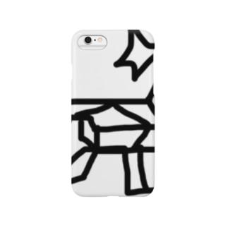マシーンiPhoneケース Smartphone cases
