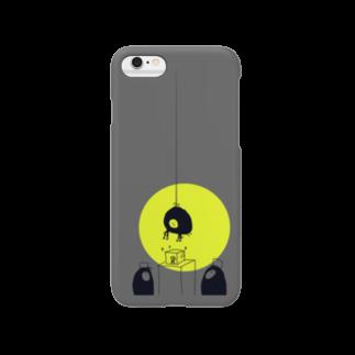 なで肩うさぎの美香堂のOGEOGE-不測の事態- (iphone6/plus用) Smartphone cases