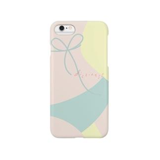 dizziness / りぼん Smartphone cases