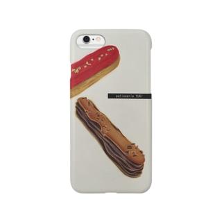 エクレア Smartphone cases