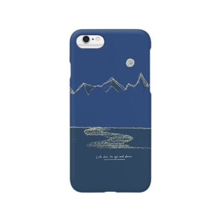 Life series / 山 Smartphone cases