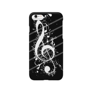 Note (black) Smartphone cases