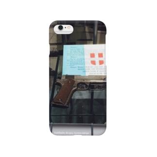 拳銃 Smartphone cases