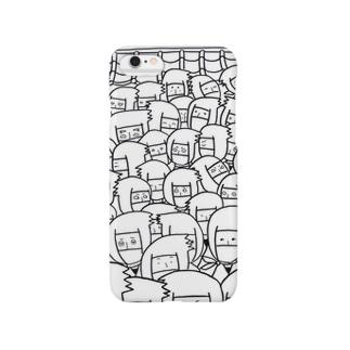 にんじゃはなんにんじゃ? Smartphone cases